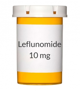 Leflunomide 10mg Tablets***Market Shortage through August 2015*****