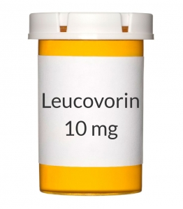 Leucovorin 10mg Tablets