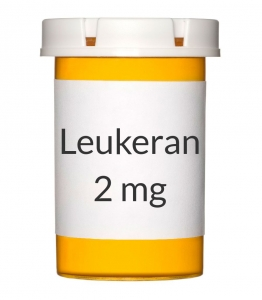 Leukeran 2mg Tablets