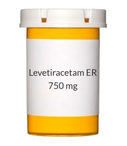 Levetiracetam ER 750 mg Tablets