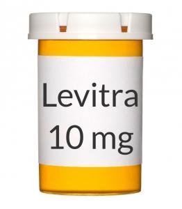 Levitra 10mg Tablets