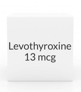 Levothyroxine 13mcg Cap