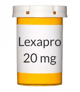 Lexapro 20mg Tablets