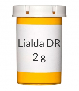 Lialda DR 1.2g Tablets - 120 Count Bottle