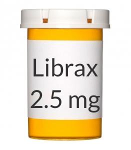 Librax 5-2.5mg Capsules