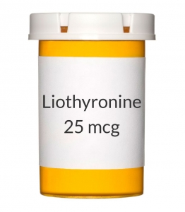 Liothyronine 25mcg Tablets
