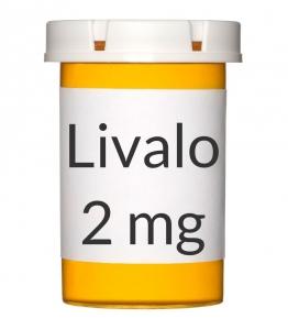 Livalo 2mg Tablets