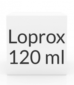 Loprox 1% Shampoo (120ml)