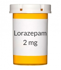 Lorazepam 2mg Tablets