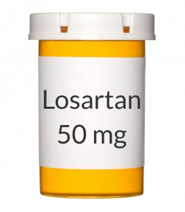 Losartan 50 mg Tablets