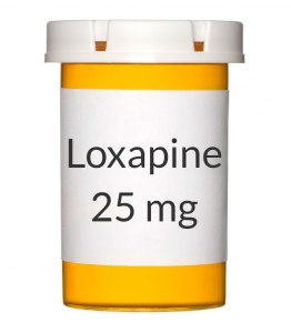 Loxapine 25mg Capsules