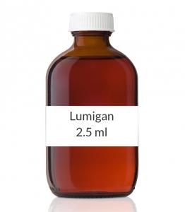 Lumigan 0.01% Eye Drops - 2.5 ml Bottle