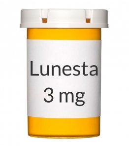 Lunesta 3mg Tablets