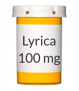 Lyrica 100mg Capsules