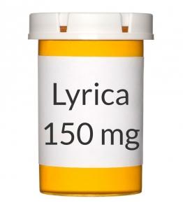Lyrica 150mg Capsules