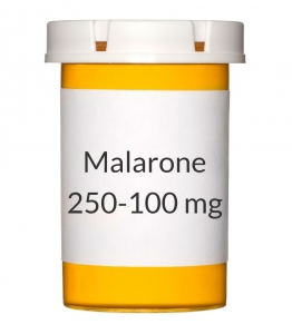 Malarone 250-100mg Tablets