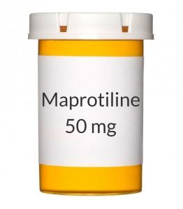 Maprotiline 50 mg Tablets