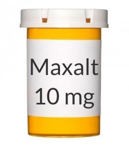 Maxalt 10mg Tablets