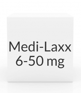 Medi-Laxx 8.6-50mg Capsules- 60ct