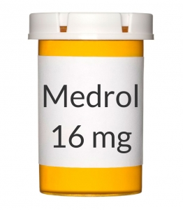 Medrol 16mg Tablets