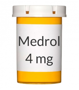 Medrol 4mg Tablets
