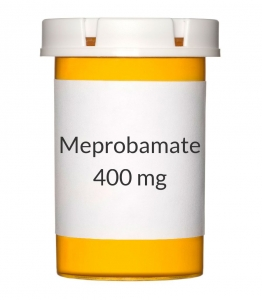 Meprobamate 400mg Tablets