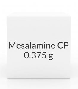 Mesalamine CP 0.375gm Capsules
