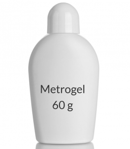 Metrogel 1% Topical Gel (60g Tube)