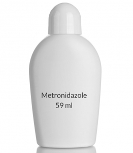 Metronidazole 0.75% Lotion - 59 ml Bottle (2 oz)