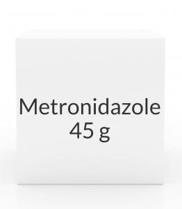 Metronidazole 0.75% Topical Gel - 45 g Tube (Prasco)