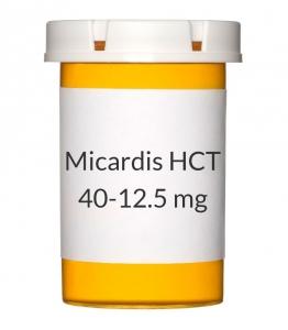 Micardis HCT 40-12.5mg Tablets