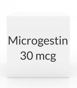 Microgestin  1.5/30 mcg  - 21 Tablet Pack