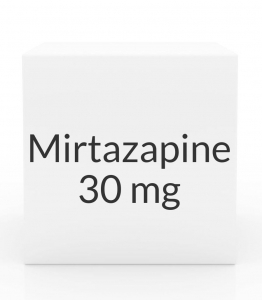 Mirtazapine 30mg ODT Tablets- 30ct Blister Pack