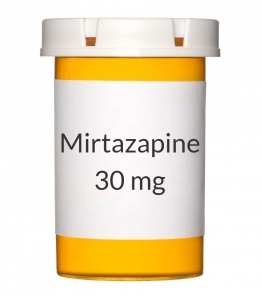 Mirtazapine 30mg Tablets