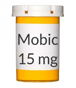 Mobic 15mg Tablets