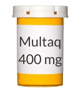 Multaq 400mg Tablets