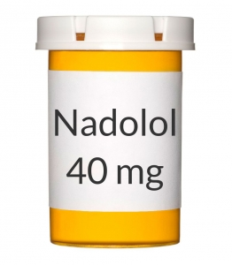 Nadolol 40 mg Tablets