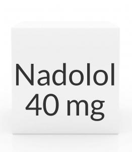 Nadolol 40mg Tablets Greenstone)