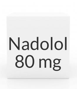 Nadolol 80mg Tablets (Greenstone)
