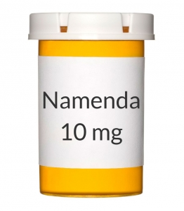 Namenda 10mg Tablets
