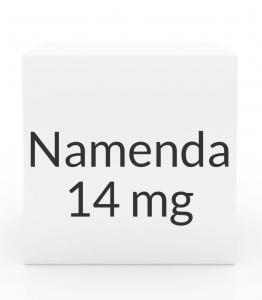 Namenda XR 14mg Tablets