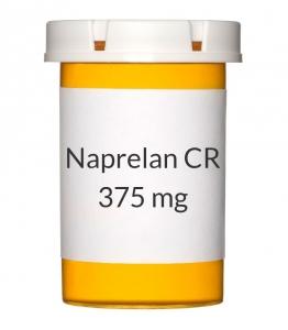 Naprelan CR 375mg Tablets