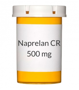 Naprelan CR 500mg Tablets