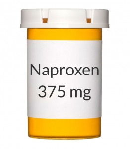 Naproxen 375mg Tablets