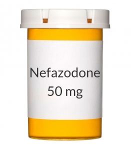 Nefazodone 50 mg Tablets