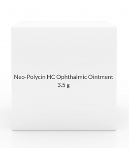 Neo-Polycin HC Ophthalmic Ointment -3.5gm