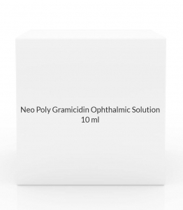 Neo Poly Gramicidin Ophthalmic Solution- 10ml