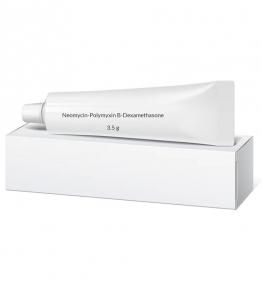 Neomycin-Polymyxin B-Dexamethasone 0.1% Opthalmic Ointment 3.5gm