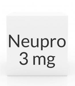 Neupro 3mg/24hr Patch (30 Count Box)