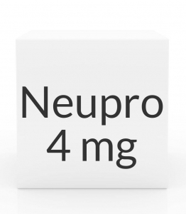 Neupro 4mg/24hr Patch (30 Count Box)